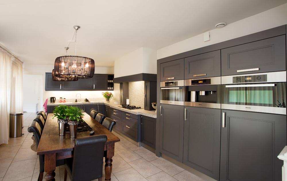 Keuken Modern Klassiek : Keuken Klassiek modern Handgemaakt ? Grando Keukens & Bad Zaandam