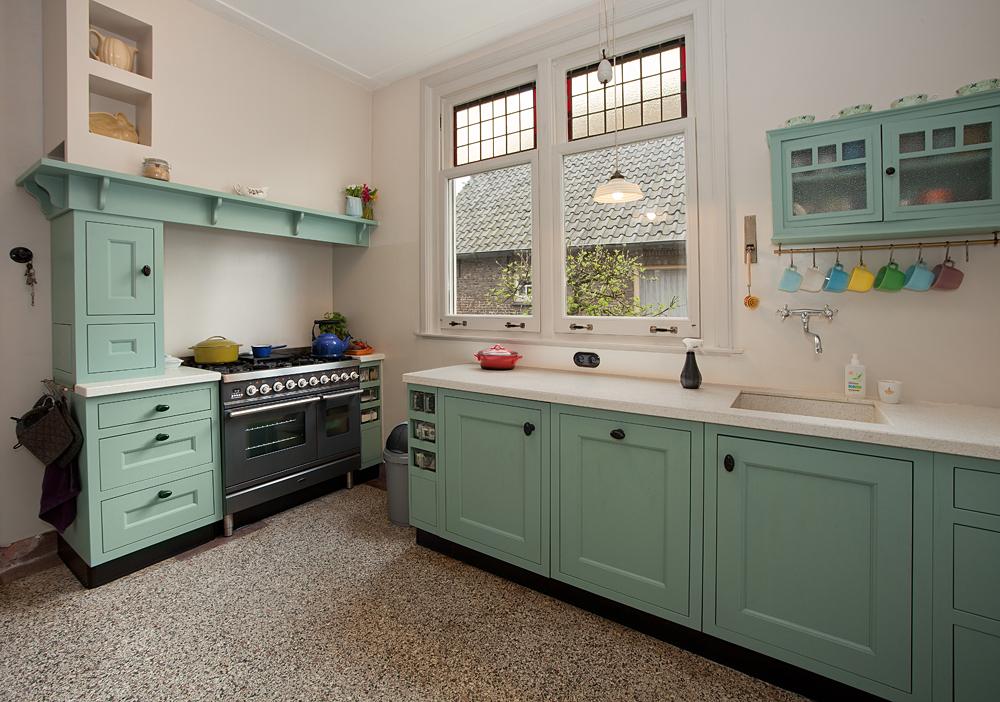Oude Keuken Nieuwe Deurtjes : Keuken Nostalgie Handgemaakt ? Grando Keukens & Bad Zaandam