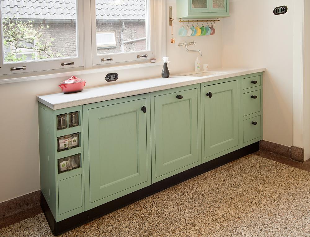 Nostalgische Keuken Amsterdam : Keuken Nostalgie Handgemaakt ? Grando Keukens & Bad Zaandam