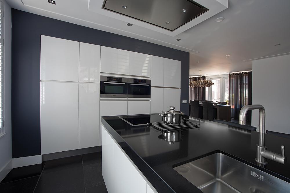 Keuken luxe design handgemaakt grando keukens bad zaandam - Luxe badkamer design ...
