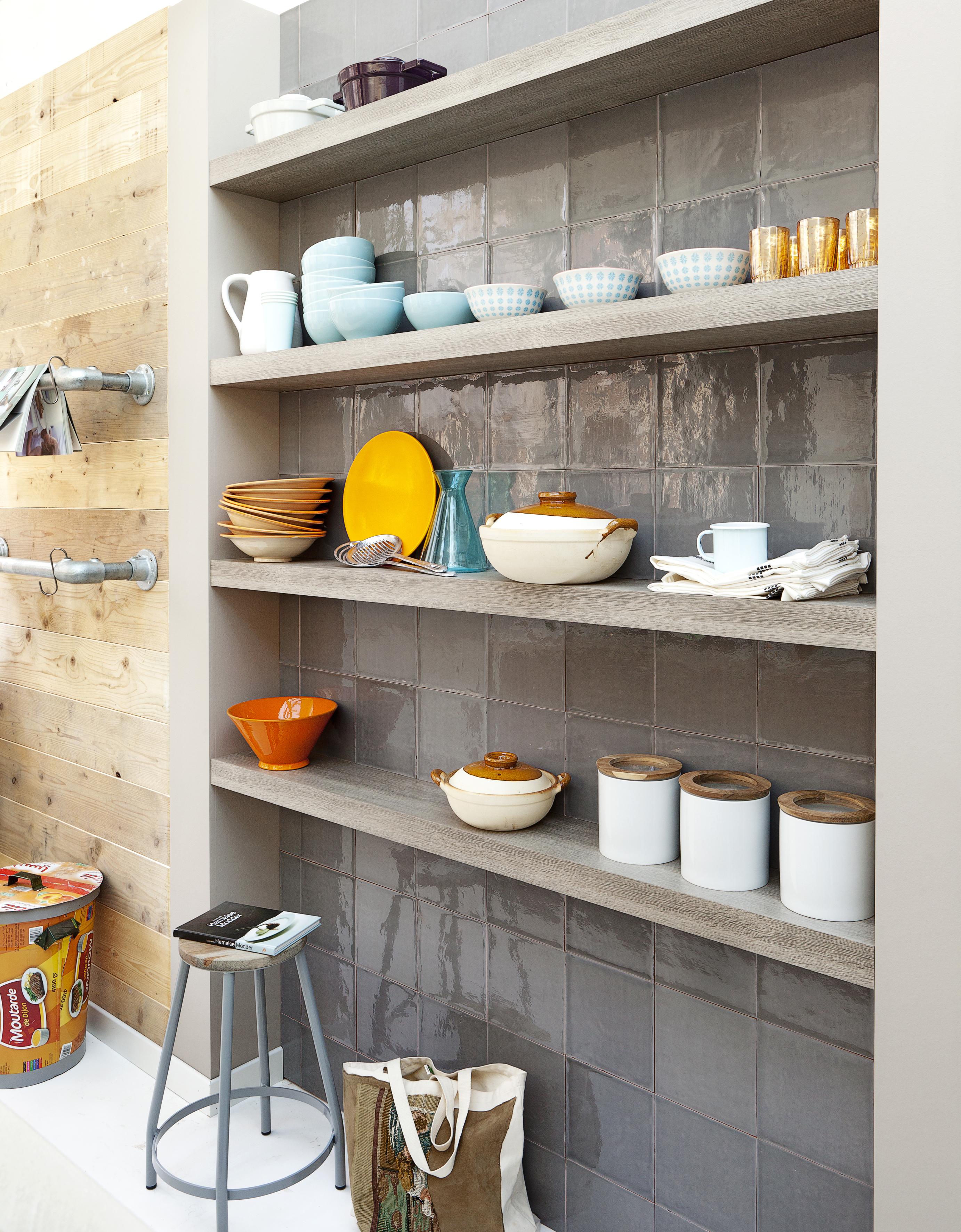 Eiken Keuken Geverfd : Keuken vtwonen 2012 Grando Keukens & Bad Zaandam