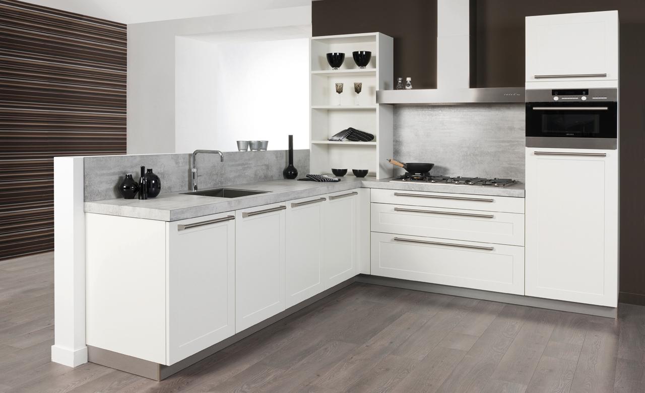 Keukenrenovatie Offerte : Keuken Apria Collexion – Grando Keukens & Bad Zaandam